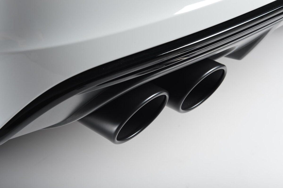 MILLTEK Cat Back Exhaust System SSXAU522 Audi S3 2.0 TFSI quattro 3-Door 8V