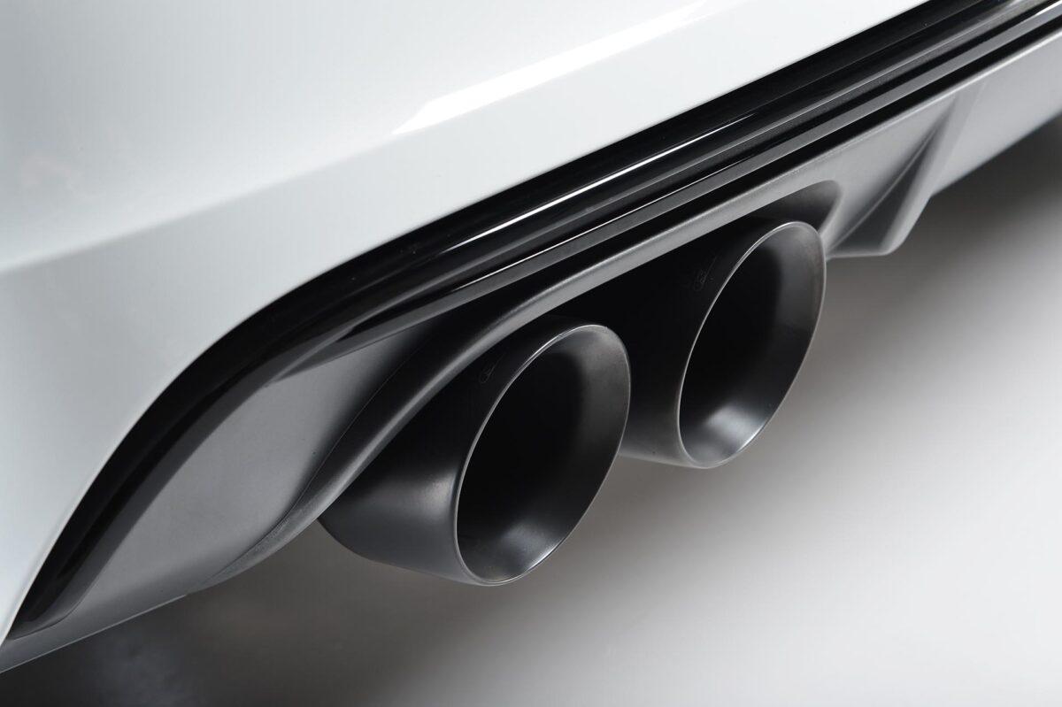 MILLTEK Cat Back Exhaust System SSXAU549 Audi S3 2.0 TFSI Quattro Sportback 8V