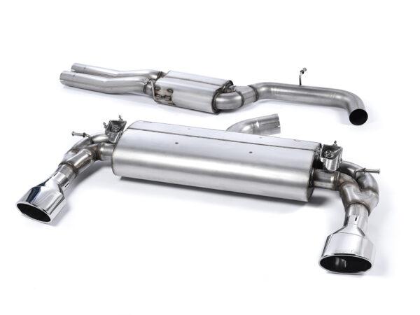 MILLTEK Cat Back Exhaust System SSXAU589 Audi RS3 Sportback (8V MQB)