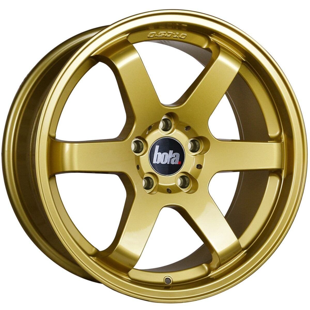 "18"" BOLA B1 Wheels - Gold - VW / Audi / Mercedes - 5x112"