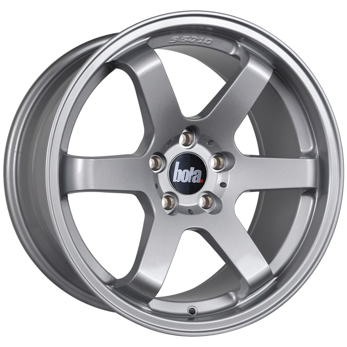 "18"" BOLA B1 Wheels - Silver - All BMW Models"