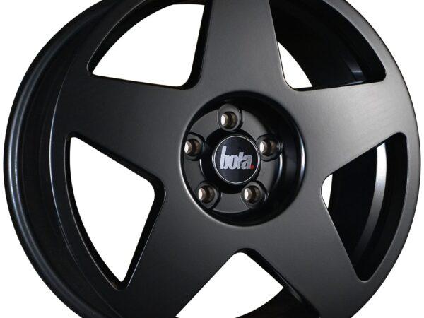 "19"" BOLA B10 Wheels - Matt Black - All BMW Models"