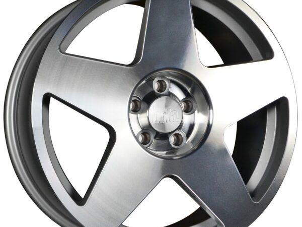 "18"" BOLA B10 Wheels - Silver Polished Face - All BMW Models"