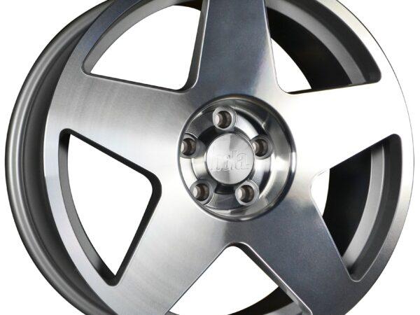 "19"" BOLA B10 Wheels - Silver Polished Face - All BMW Models"
