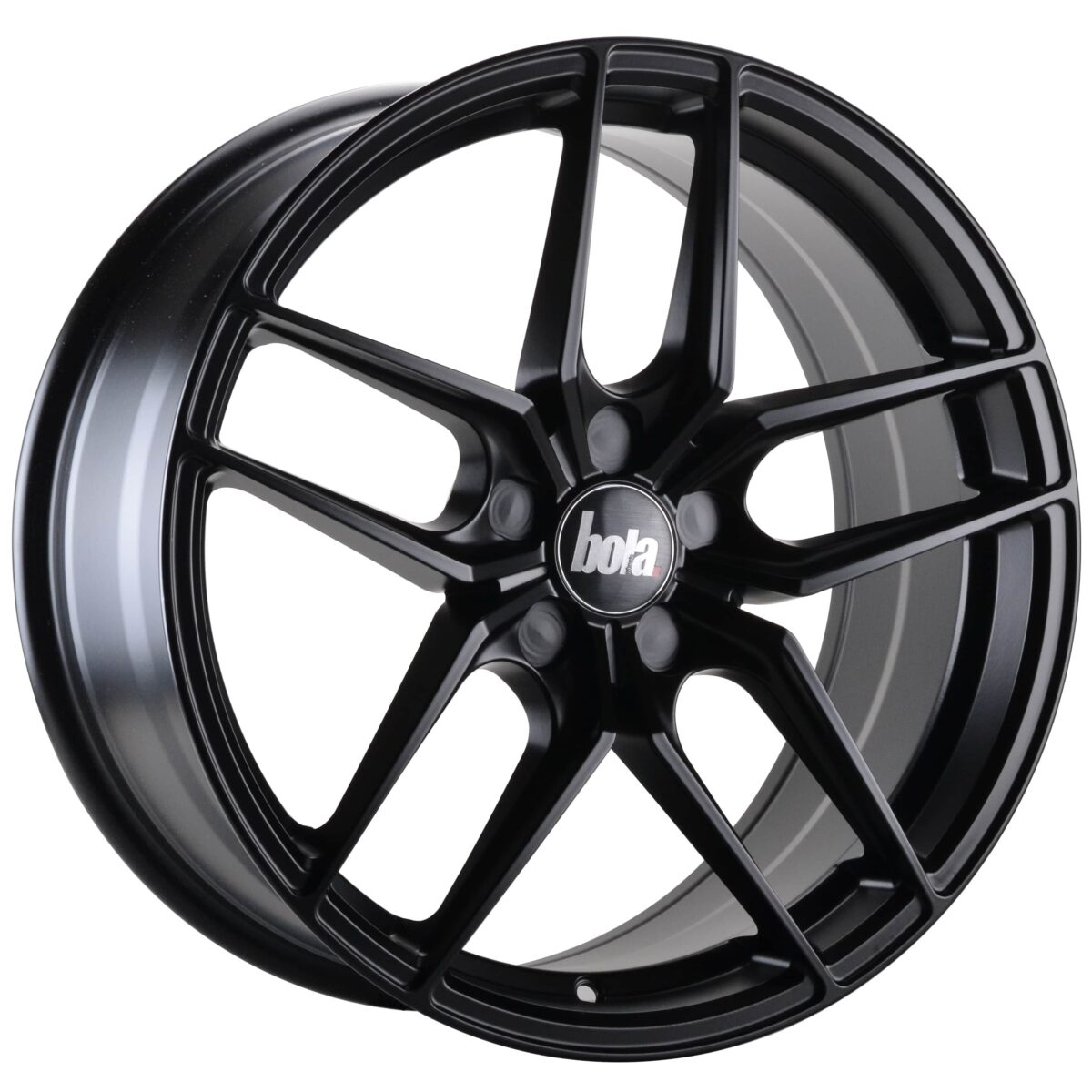 "18"" BOLA B11 Wheels - Matt Black - VW / Audi / Mercedes - 5x112"