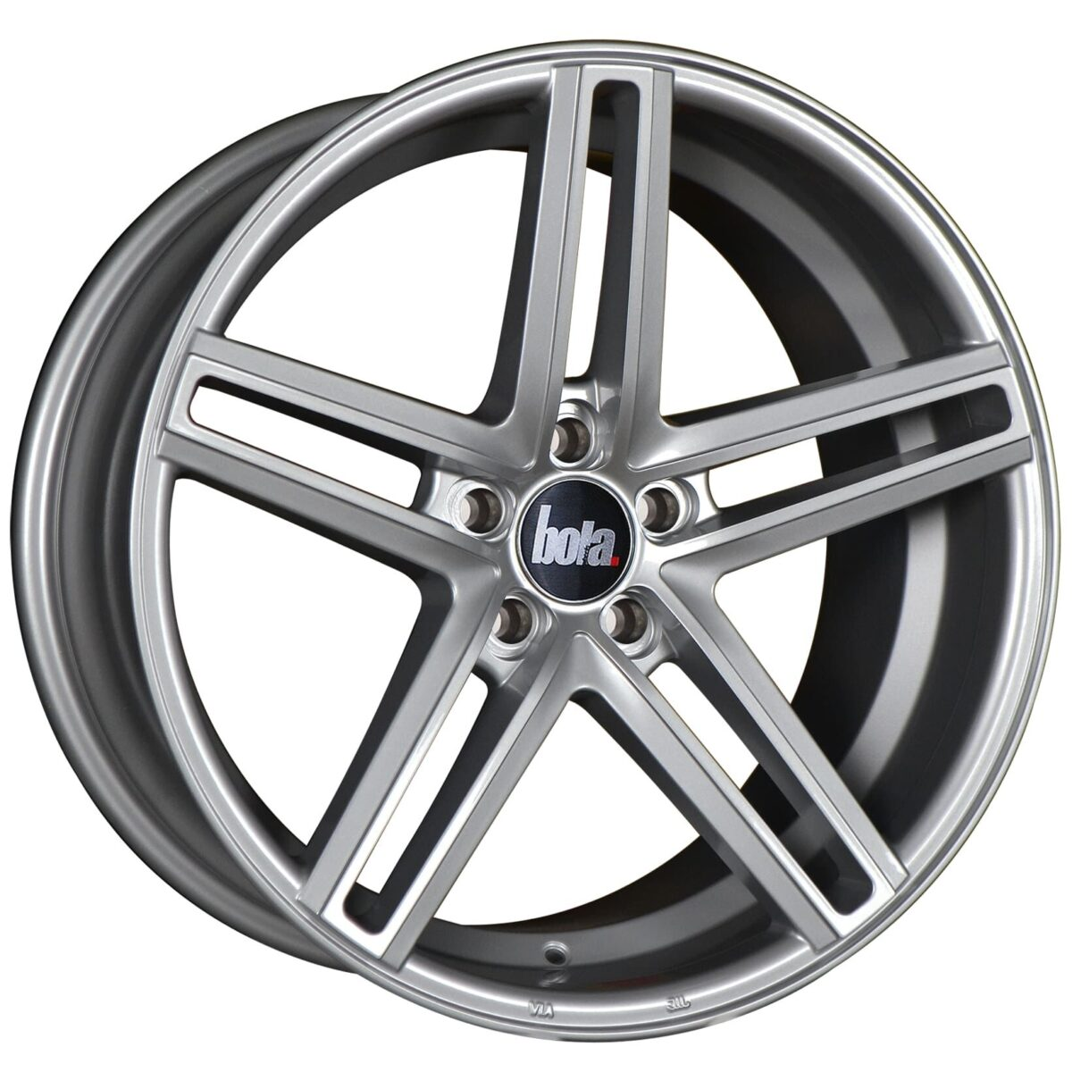 "19"" BOLA B3 Wheels - Silver - VW / Audi / Mercedes - 5x112"
