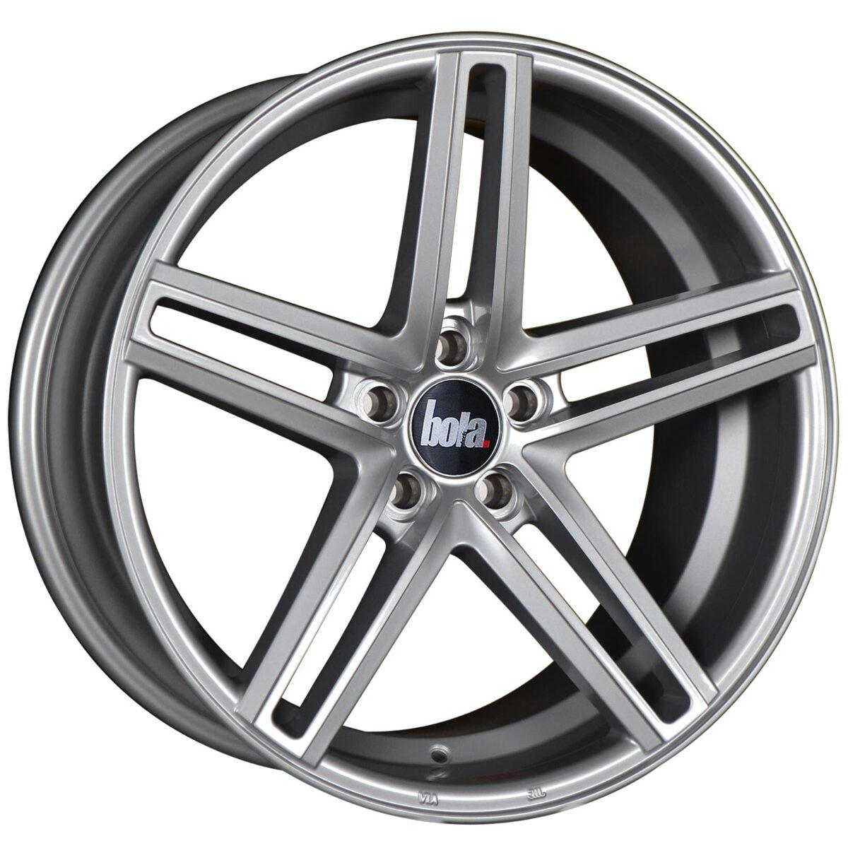"""19"""" BOLA B3 Wheels - Silver - All BMW Models"""