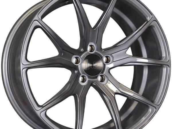 "18"" BOLA B6 Wheels - Gloss Titanium - VW / Audi / Mercedes - 5x112"