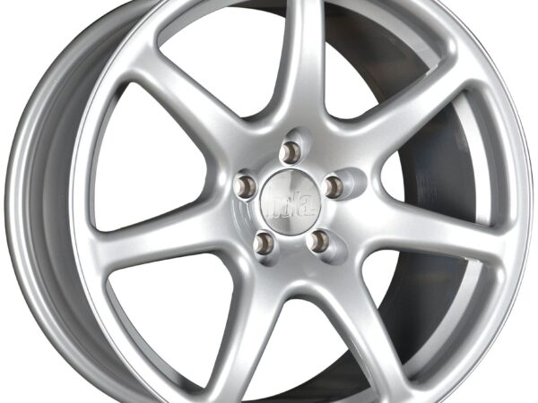 "18"" BOLA B7 Wheels - Silver - VW / Audi / Mercedes - 5x112"