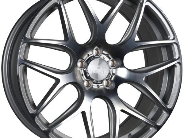 """19"""" BOLA B8R Wheels - Silver Polished Face - All BMW Models"""