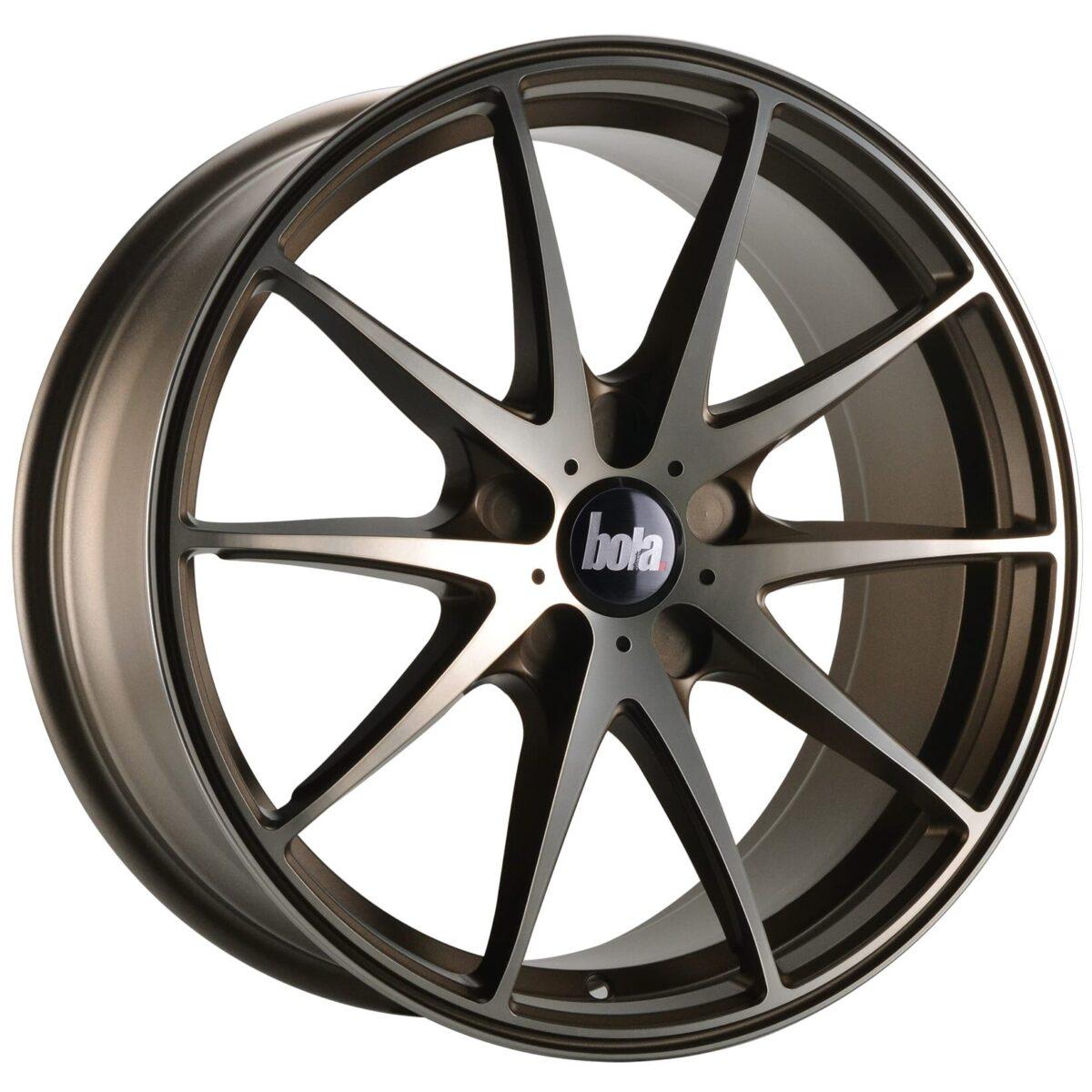 """18"""" BOLA B9 Wheels - Hyper Bronze - All BMW Models"""