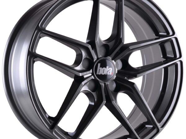 "18"" BOLA B11 Wheels - Gloss Gunmetal - All BMW Models"