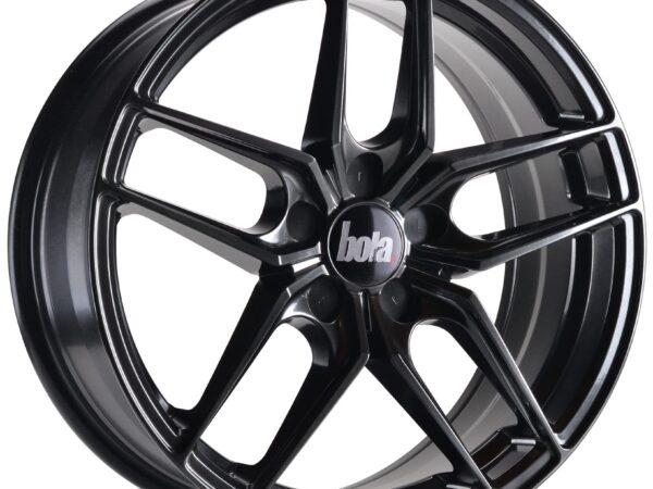 """18"""" BOLA B11 Wheels - Hyper Black - All BMW Models"""