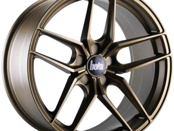 "18"" BOLA B11 Wheels - Matt Bronze - All BMW Models"
