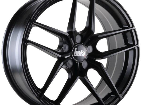 "18"" BOLA B11 Wheels - Matt Black - All BMW Models"