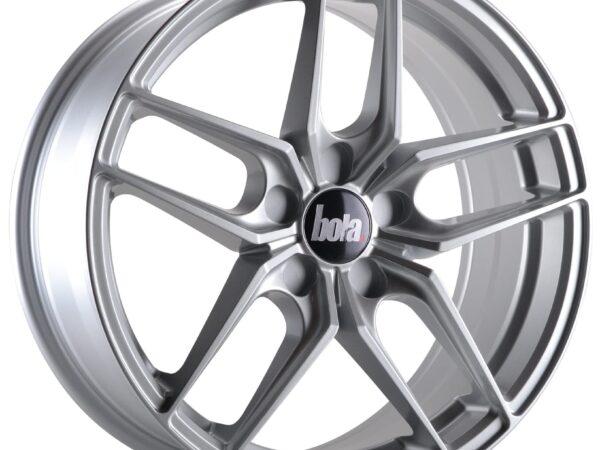 """18"""" BOLA B11 Wheels - Silver - All BMW Models"""