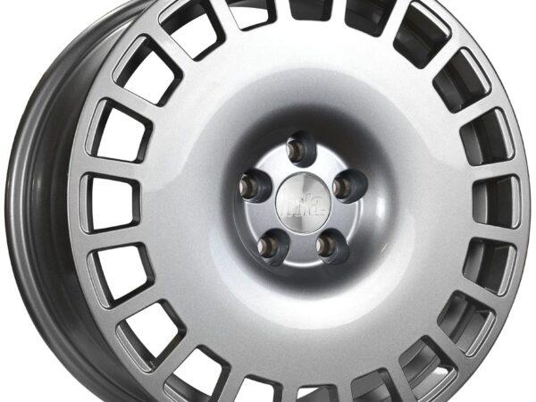 """18"""" BOLA B12 Wheels - Silver - VW / Audi / Mercedes - 5x112"""