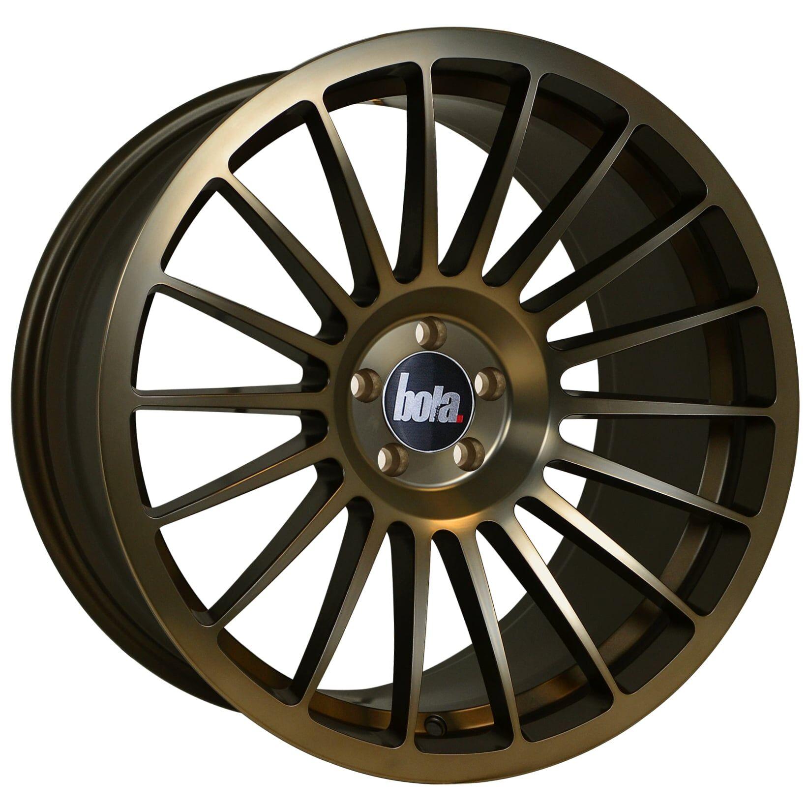 18″ BOLA B14 Wheels
