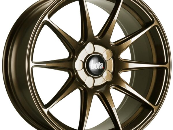 "18"" BOLA B15 Wheels - Gloss Bronze - VW / Audi / Mercedes - 5x112"