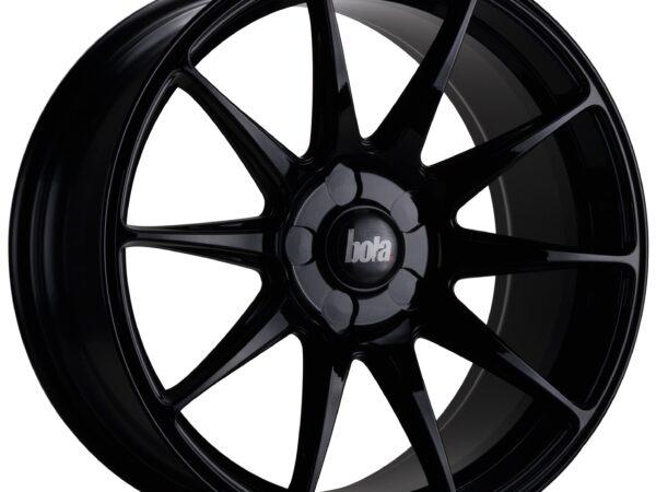 "18"" BOLA B15 Wheels - Gloss Black - All BMW Models"