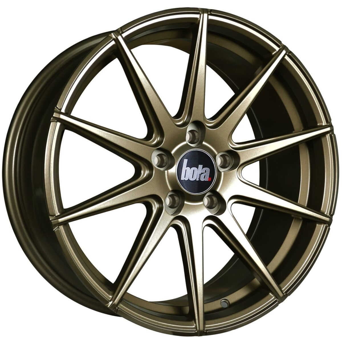 "18"" BOLA CSR Wheels - Matt Bronze - VW / Audi / Mercedes - 5x112"