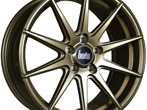 "19"" BOLA CSR Wheels - Matt Bronze - All BMW Models"