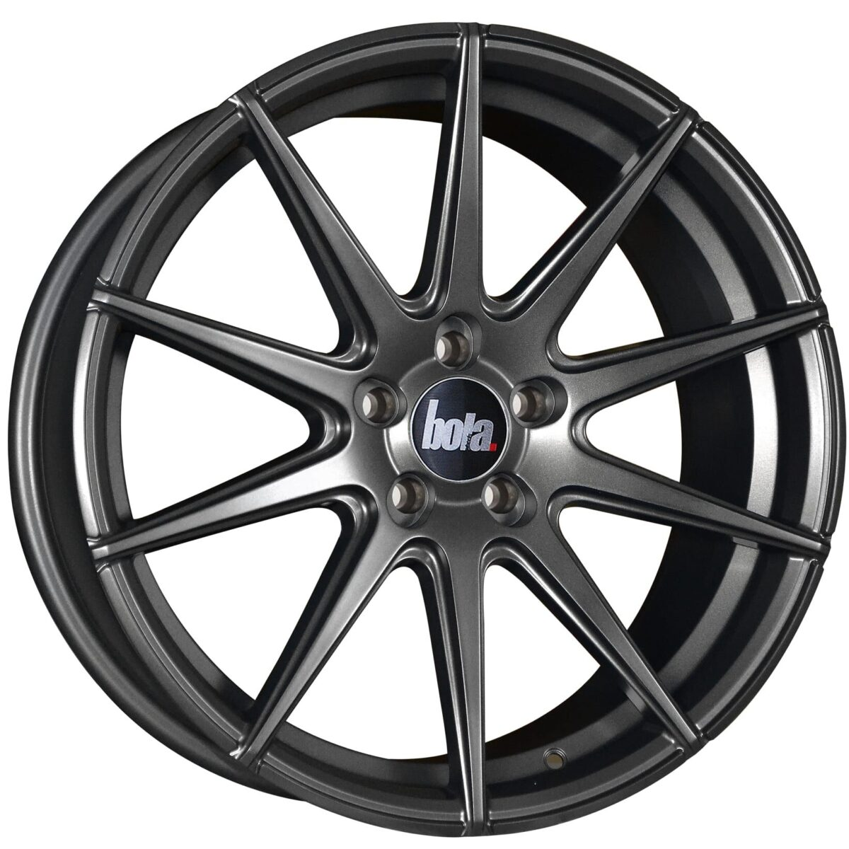 "19"" BOLA CSR Wheels - Matt Gunmetal - VW / Audi / Mercedes - 5x112"