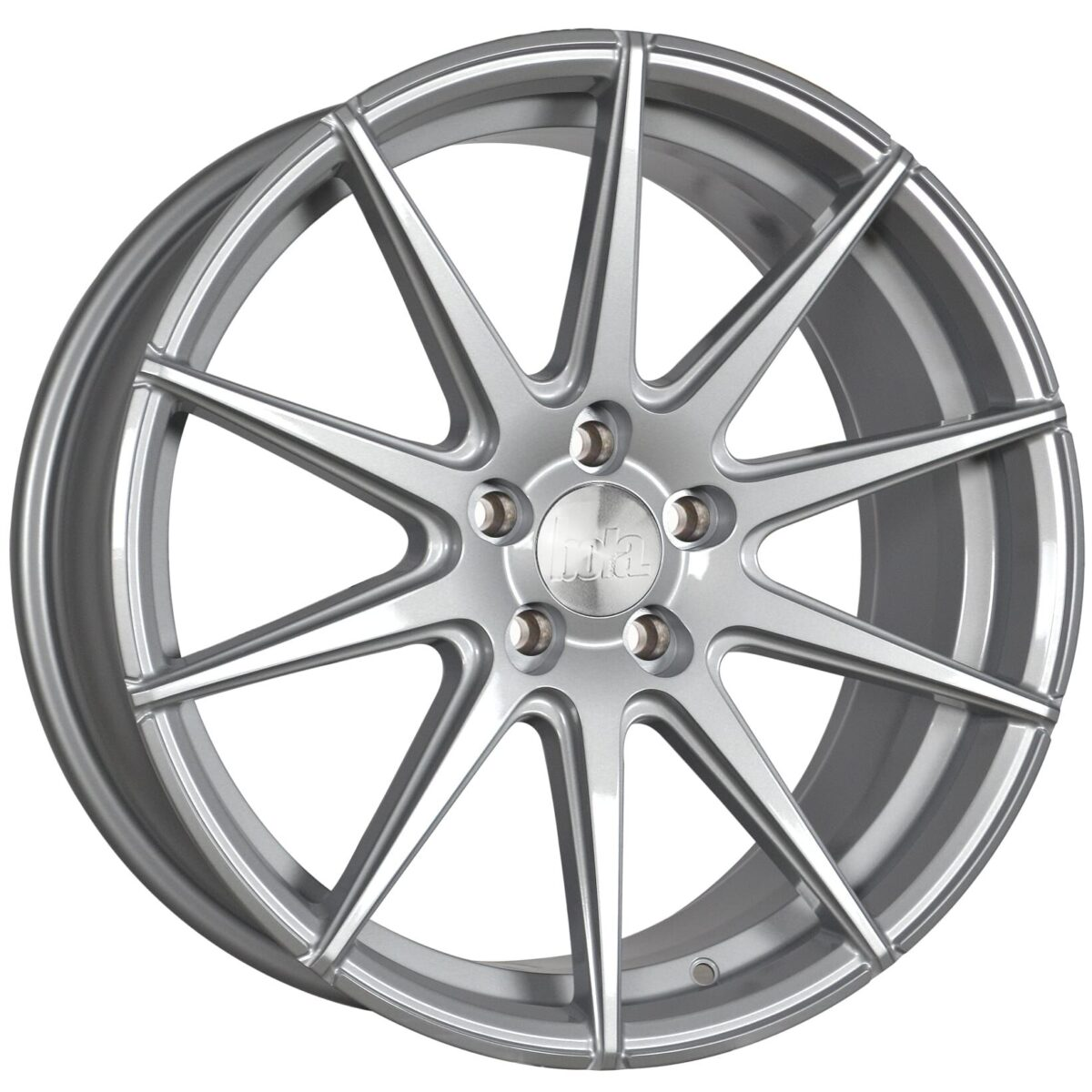 "19"" BOLA CSR Wheels - Silver - All BMW Models"